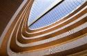 Bibliothek des Rechtswissenschaftlichen Instituts der Universität Zürich, Rämistrasse 74, 8001 Zürich, Schweiz. Architekt: Santiago Calatrava